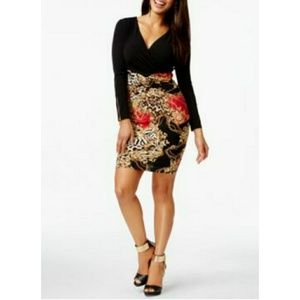 Thalia Sodi Dresses & Skirts - Thalia Sodi Embellished Ruched Dress