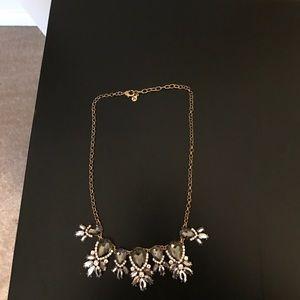 LOFT Jewelry - Loft Gray Jewel necklace