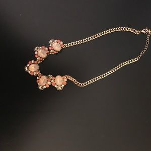 LOFT Jewelry - Loft coral Statement necklace