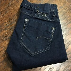 G-Star Denim - G-Star Raw denim.