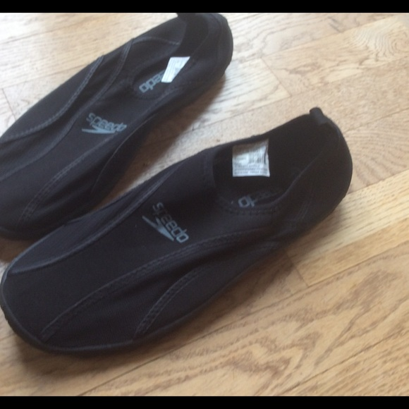 Speedo Other - Speedo Black Water Shoes Size 11