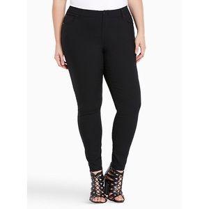 torrid Pants - Torrid Noir Collection Skinny Black Deluxe Pant