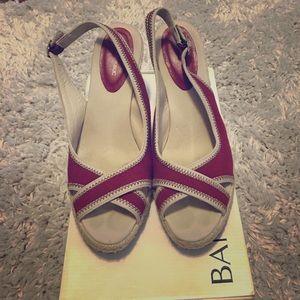 Banana Republic Shoes - Banana Republic wedge