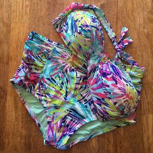 VM Other - Colorful plus size bikini