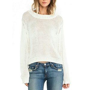 Cheap Monday Sweaters - Cheap Monday Tape Sweater