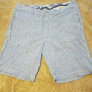 Tailor Vintage Other - *FINAL* Tailor Vintage Cotton/Linen Shorts