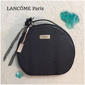 Lancome Handbags - Lancôme Round Travel Accessory Bag