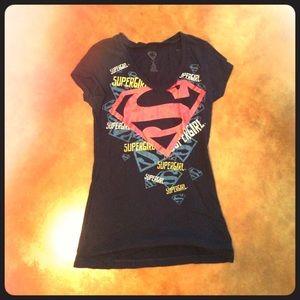 TM & DC comics Tops - Super girl t shirt