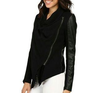 Blank NYC Jackets & Blazers - Blank NYC Draped Jacket