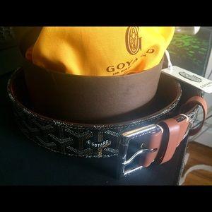Goyard Other - Goyard Belt 100cm