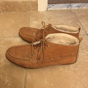 Sperry Shoes - Sperry Lace Up Moccasins