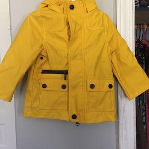 Urban Republic Other - Yellow raincoat baby