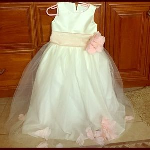 Us Angels Other - US Angels sz 6 flower girl/formal dress worn once!