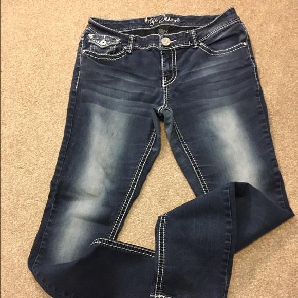 995ca8088bf22 Ariya Denim - Ariya Jeans skinny (Sz 11 12 ) Cute 💋