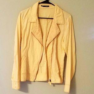 Maurices Jackets & Blazers - Tangerine jacket