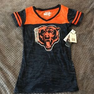 Woman's Touch Apparel Tops - NFL Chicago Bears Tee