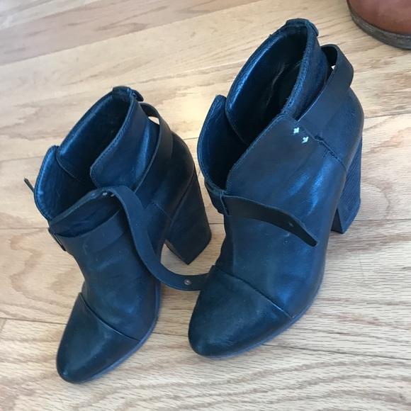 rag & bone Shoes - Rag and bone barrow boots