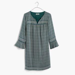 Madewell Dresses & Skirts - Madewell Starland Bell Sleeve dress