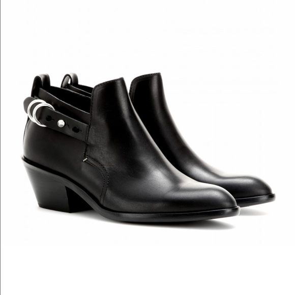 rag & bone Shoes - Rag bone Sullivan leather boots