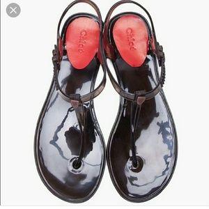 Chloe Shoes - NWT Chloe Jelly Sandals!