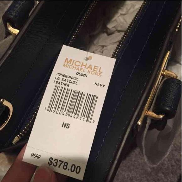 00fe81677203 Michael Kors Bags - 🎉Michael Kors Quinn large satchel .