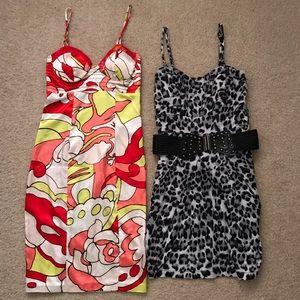 XOXO Dresses & Skirts - 2 small dresses
