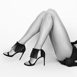 Stuart Weitzman Shoes - Stuart weitzman lovefringe stiletto heels