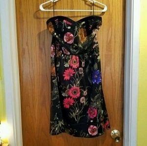 Romy Dresses & Skirts - Black Floral Sundress