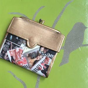 Vintage Handbags - 'Vanity Fair' Wallet