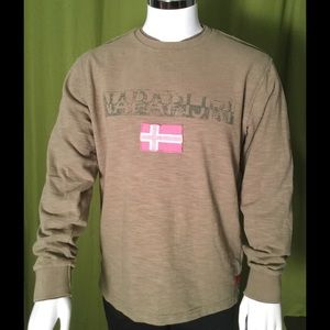 Napapijri Other - Napapijri Men's Long Sleeve Vintage Sweatshirt