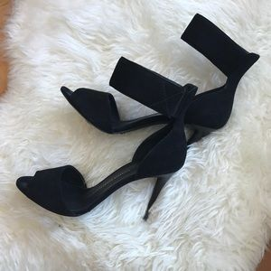 Giuseppe Zanotti Shoes - Giuseppe Zannoti black stiletto heels