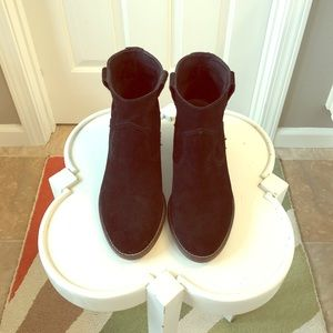 DV by Dolce Vita Suede Booties