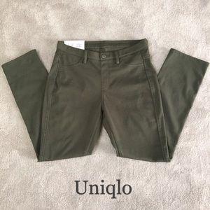 Uniqlo Pants - Uniqlo cropped leggings pants