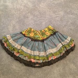 Other - A skirt with different patterns