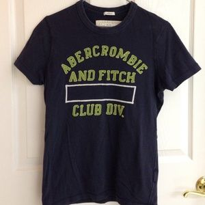 Abercrombie & Fitch Other - Abercrombie & Fitch Blue T-shirt