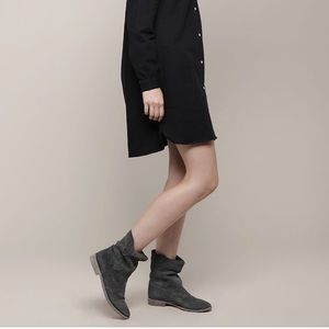 Acne Shoes - Isabel marant Jenny black leather