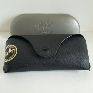 Ray-Ban Other - Two Ray-Ban Glasses cases