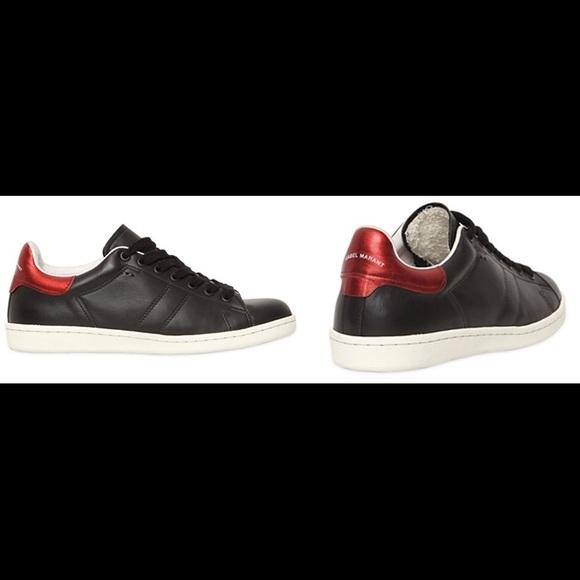 Isabel Marant Shoes - Isabel marant Bart sneakers in black