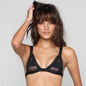 Minimale Animale Other - Color Block Bikini Top