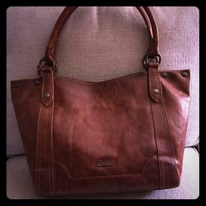 Frye Handbags - NWT FRYE MELISSA BAG