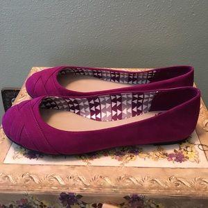 Fergalicious Shoes - 💜NWOT Fergalicious flats💜