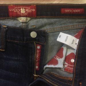 Lucky Brand Denim - 🌟Lucky Brand Sophia Boot Cut Jeans