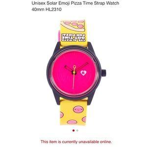 Harajuku Lovers Accessories - Harajuku Lovers by Gwen Stefani Pizza Time ⌚️