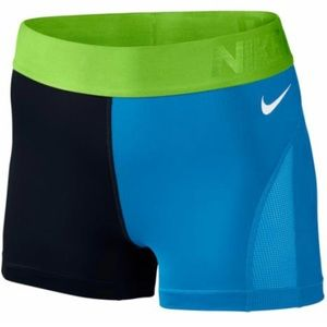 "Nike Pants - NIKE PRO HYPERCOOL COMPRESSION SHORTS 3"""