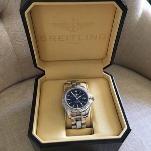 Breitling Other - Breitling men's watch.