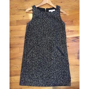 Ann Taylor Dresses & Skirts - 30% OFF BUNDLES Ann Taylor Tweed Sheath Dress EUC