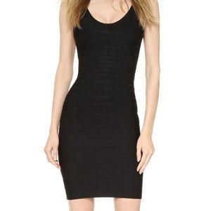 "Herve Leger ""Sadie"" dress in black. Size XS."