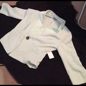 Women's 3/4 sleeve blazer