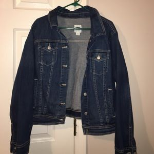 Old Navy Jackets & Blazers - Never been worn..Old Navy Blue jean jacket