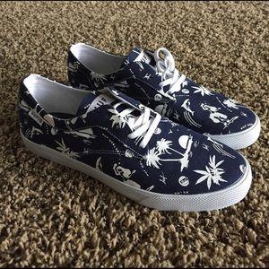 Men's Huf Hawaiian Shoes